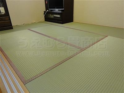 トイレ部屋状態もペット用対応畳に模様替えでネコも人も快適暮らし(大阪交野市)家庭用国産畳専門店いまどきの畳屋さんうえむら畳9