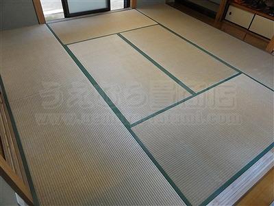 きなり畳シリーズ:無添加無垢の国産極太い草暮らし。(大阪大東市)家庭用国産畳専門店イマドキの畳屋さんうえむら畳1