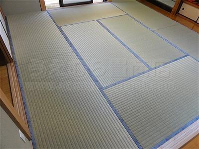 きなり畳シリーズ:無添加無垢の国産極太い草暮らし。(大阪大東市)家庭用国産畳専門店イマドキの畳屋さんうえむら畳3