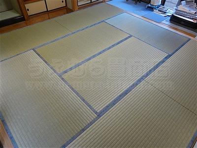 きなり畳シリーズ:無添加無垢の国産極太い草暮らし。(大阪大東市)家庭用国産畳専門店イマドキの畳屋さんうえむら畳5