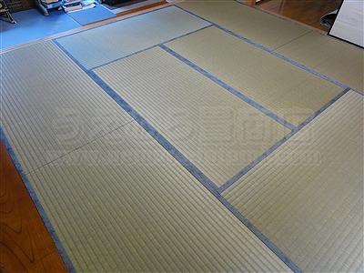 きなり畳シリーズ:無添加無垢の国産極太い草暮らし。(大阪大東市)家庭用国産畳専門店イマドキの畳屋さんうえむら畳7