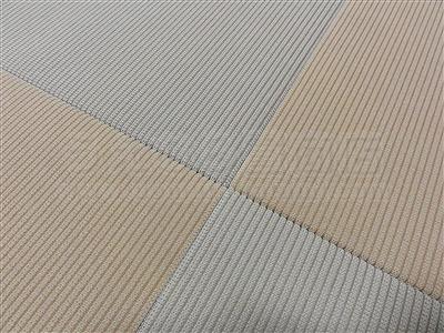 陥没破れ和紙畳からキズやキャスターに強い畳改造計画(縁無し琉球畳施工事例大阪大東市)家庭用国産畳専門店いまどきの畳屋さんうえむら畳4