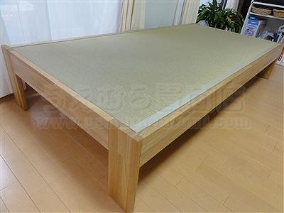 大阪オーダーメイド畳ベッド:ベッドらしく無いベッドが欲しい・・・。家庭用国産畳専門店いまどきの畳屋さんうえむら畳3