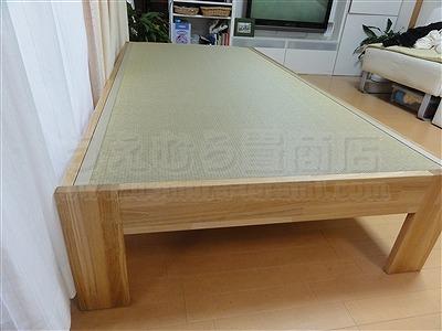 大阪オーダーメイド畳ベッド:ベッドらしく無いベッドが欲しい・・・。家庭用国産畳専門店いまどきの畳屋さんうえむら畳5