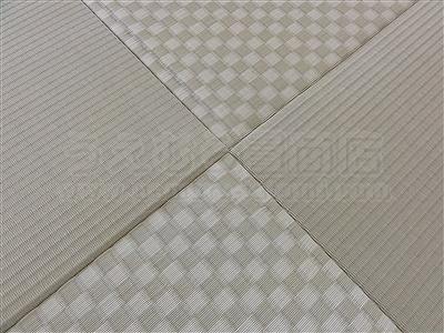 【大阪縁無し琉球畳】年末キャンペーンでお得な模様替えで大満足。いまどきの畳屋さん家庭用国産畳専門店うえむら畳9