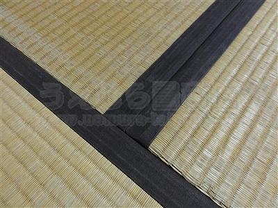 ワンコもニャンコも耐水ペット用畳で安心暮らし。縁付き畳施工事例(大阪市阿倍野区住吉区帝塚山)3