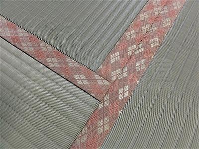 ワンコもニャンコも耐水ペット用畳で安心暮らし。縁付き畳施工事例(大阪市阿倍野区住吉区帝塚山)6