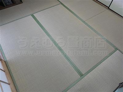 畳の裏返しは新畳表替えから5年〜7年が目安ですよ。(大東市)大阪大東市家庭用国産畳専門店うえむら畳2