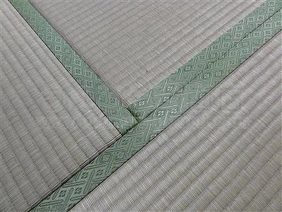 畳の裏返しは新畳表替えから5年〜7年が目安ですよ。(大東市)大阪大東市家庭用国産畳専門店うえむら畳3