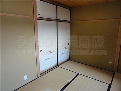 純和風から純白TATAMIへ模様替える(大阪門真市縁無し琉球畳施工事例)イマドキの畳屋さんうえむら畳