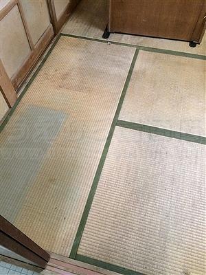 【シニア介護養護畳】おばあちゃんに暮らしやすいお部屋に模様替え(大阪大東市)家庭用国産畳専門店いまどきの畳屋さんうえむら畳2