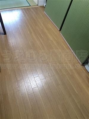 フローリングに自分TATAMIで暮らす。(大阪大東市)家庭用国産畳専門店うえむら畳1