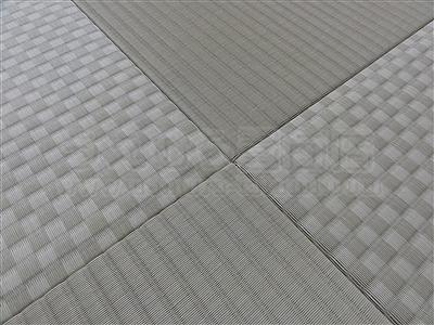 【フローリング(洋間)から琉球畳】やわらかい床で暮らしたい。(大阪寝屋川市)家庭用国産畳専門店うえむら畳12