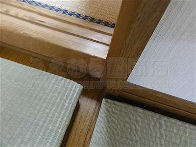 子どもたちは知っているいちばんキモチイイ床を…。縁無し琉球畳大阪家庭用国産畳専門畳店うえむら畳5