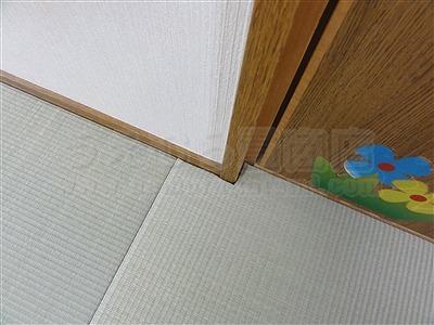 子どもたちは知っているいちばんキモチイイ床を…。縁無し琉球畳大阪家庭用国産畳専門畳店うえむら畳12