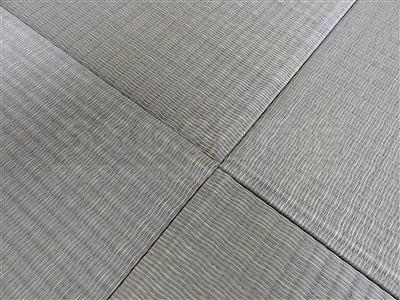 子どもたちは知っているいちばんキモチイイ床を…。縁無し琉球畳大阪家庭用国産畳専門畳店うえむら畳14
