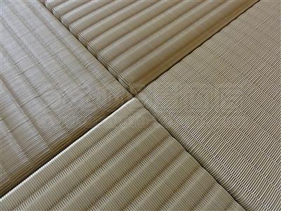 【ペット用縁無し琉球畳】続きのお部屋も害虫が発生しにくいペット対応畳に変更。大阪いまどきの畳屋さんうえむら畳4