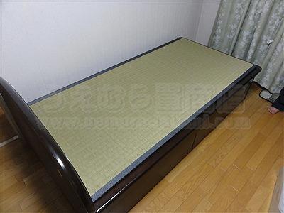 【畳ベッドベッド用畳】それぞれの畳ベッド?ベッド用畳?どっちだァ〜(大阪大東市)1