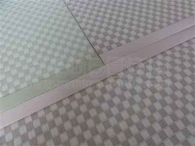 ピーチ×メロン色フロアに模様替えで作業効率アップ作戦。大阪府大東市唯一の家庭用国産畳専門店の畳屋さんうえむら畳3