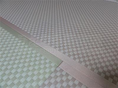 ピーチ×メロン色フロアに模様替えで作業効率アップ作戦。大阪府大東市唯一の家庭用国産畳専門店の畳屋さんうえむら畳5