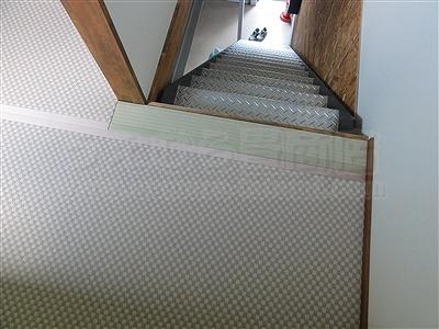 ピーチ×メロン色フロアに模様替えで作業効率アップ作戦。大阪府大東市唯一の家庭用国産畳専門店の畳屋さんうえむら畳10