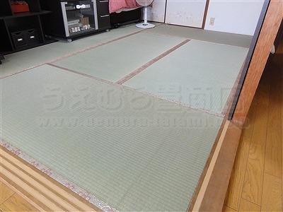 低価格訴求畳替えチラシ業者が気になるが…畳専門店のプロの目を信頼してください…。(東大阪)1