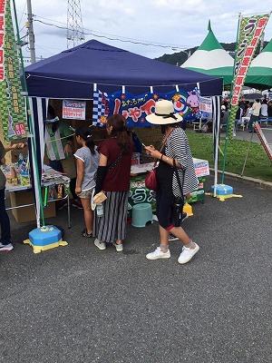 満員御礼ッ!阪奈フェスタにて笑顔増産完了ッす。地元イベントを畳屋的射的で盛り上げる畳屋さん6