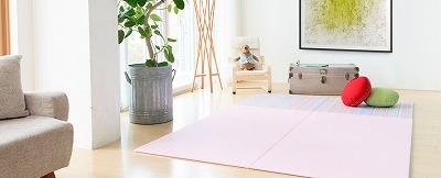 フローリングから畳セキスイ(積水)美草フロア畳置き畳で快適暮らし。大阪大東市家庭用国産畳専門店うえむら畳04