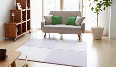 フローリングから畳セキスイ(積水)美草フロア畳置き畳で快適暮らし。大阪大東市家庭用国産畳専門店うえむら畳05