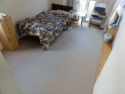 【介護シニア畳ローズフロア】適材適畳で快適暮らし…。大阪大東市家庭用国産畳専門店うえむら畳2