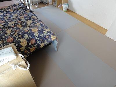 【介護シニア畳ローズフロア】適材適畳で快適暮らし…。大阪大東市家庭用国産畳専門店うえむら畳5