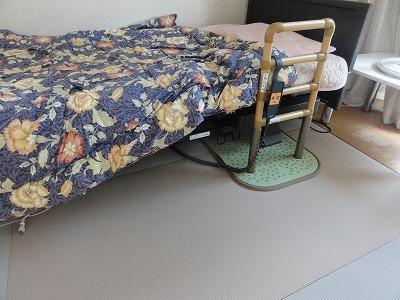 【介護シニア畳ローズフロア】適材適畳で快適暮らし…。大阪大東市家庭用国産畳専門店うえむら畳6