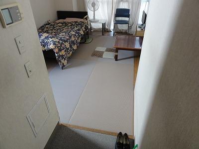 【介護シニア畳ローズフロア】適材適畳で快適暮らし…。大阪大東市家庭用国産畳専門店うえむら畳7