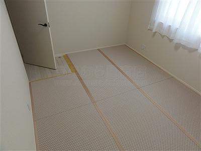 〜減った言われる和室、実はフローリングの上では増えているッ!!〜大阪府大東市家庭用国産畳専門店うえむら畳14