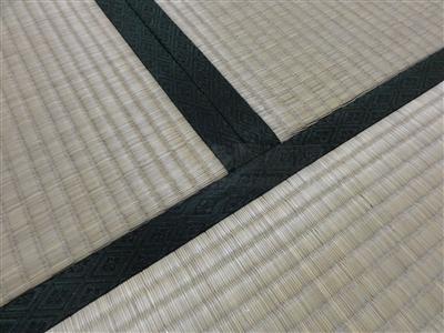 【縁無し琉球畳施工事例大阪府大東市】やっぱりい草がいちばん気持ちがイイ。家庭用国産畳専門店うえむら畳2