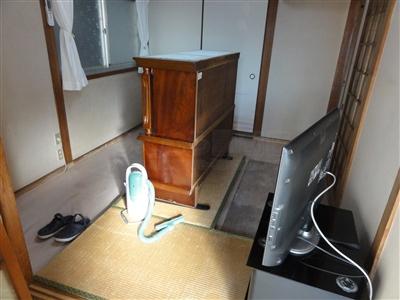 【大阪家庭用国産畳縁つき畳施工例】〜上質なイ草で暮らしたい〜大阪府大東市イマドキの畳屋さんうえむら畳2