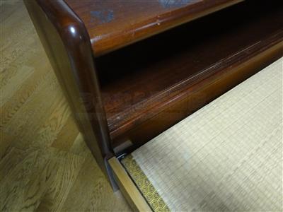 ペットの粗相も安心して眠れるペット用畳ベッド。大阪家庭用国産畳専門店いまどきの畳屋さんうえむら畳3