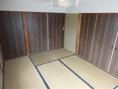 『和風っぽくない部屋にッ!』純和風からお嬢さんが使えるお部屋に模様替え。大阪大東市家庭用国産畳専門店いまどきの畳屋さんうえむら畳1