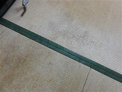 【介護シニア畳】臭いや汚れが気になるご両親のお部屋のお部屋を簡単改善。大阪大東市家庭用国産畳専門店うえむら畳1