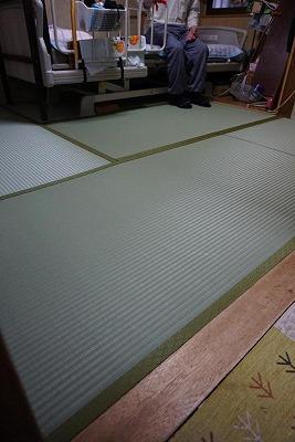 年齢と共に変える畳のセンタク(大東市):大阪府大東市家庭用国産畳専門店イマドキの畳屋さんうえむら畳2