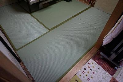 年齢と共に変える畳のセンタク(大東市):大阪府大東市家庭用国産畳専門店イマドキの畳屋さんうえむら畳3