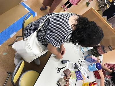 だいとう夢の市in大東市サーティーホール大阪大東市家庭用国産畳専門店イマドキの畳屋さんうえむら畳4