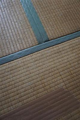 畳デザイン敷き(門真市)ハイハイできる畳へ模様替え:大阪大東市のイマドキの畳屋さんうえむら畳1