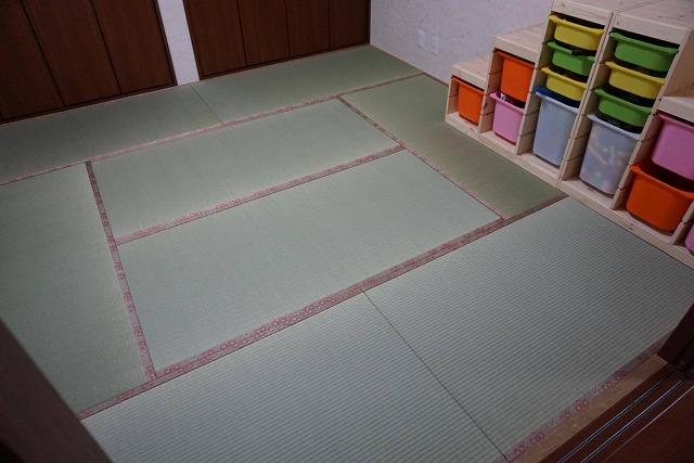 ママパパになる準備。〜五感を育てる熊本県産天然い草のチカラ〜大阪大東市家庭用国産畳専門店いまどきの畳屋さんうえむら畳7