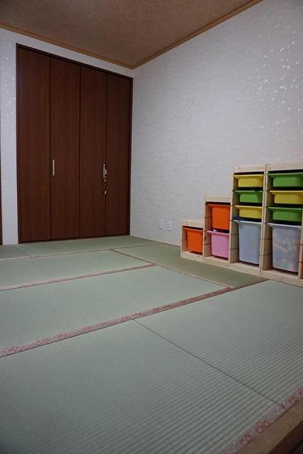 ママパパになる準備。〜五感を育てる熊本県産天然い草のチカラ〜大阪大東市家庭用国産畳専門店いまどきの畳屋さんうえむら畳8