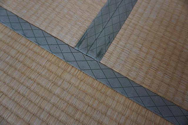 シルバー世代にも安心なTATAMI(畳)へ模様替え:大阪大東市家庭用国産畳専門店イマドキの畳屋さんうえむら畳2