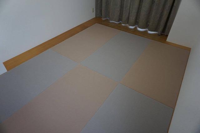 シルバー世代にも安心なTATAMI(畳)へ模様替え:大阪大東市家庭用国産畳専門店イマドキの畳屋さんうえむら畳4