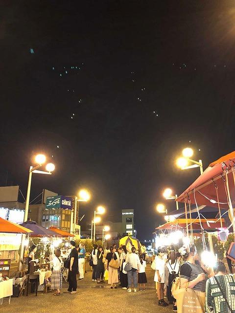 大東ズンチャッチャ夜市(ナイトマーケット)に和みの工房うえむら畳商店が初参加ッ!!15