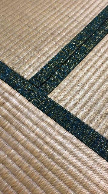 【シニアシルバー畳】ベッドの床はフローリングより畳が安心安全ッ!大阪府大東市家庭用国産畳専門店うえむら畳2