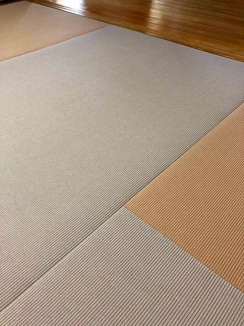 【シニアシルバー畳】ベッドの床はフローリングより畳が安心安全ッ!大阪府大東市家庭用国産畳専門店うえむら畳7